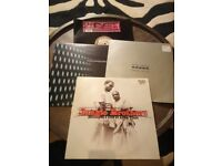 "bigbeat 12"" vinyls x4 see details.."