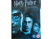 Harry Potter The Complete 8-Film Collection