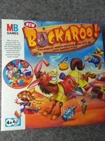 Buckaroo Game by MB Games -  brand new & boxed