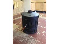 Wood / log burning stove
