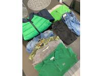 Boys Clothes Bundle (open to sensible offers)