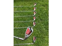 Callaway Big Bertha Irons; R/H