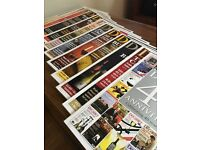 Decanter Wine Magazines - 14 issues dated Nov 2015-Dec 2016