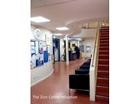 Volunteer as a community Centre Champion - supporting people to access The Zion Centre, Manchester