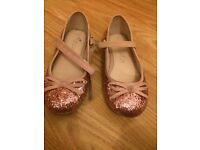 Next glittery shoes size 11
