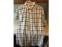Brand New Men casual River Island Shirt size Small