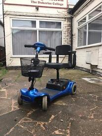 Mobility Boot scooter