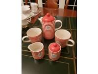 Wittard tea set