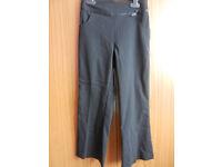 BHS Girl's Black Trousers