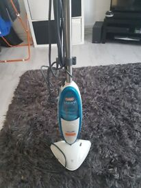 "Floor steam cleaner brand knew ""never used"""