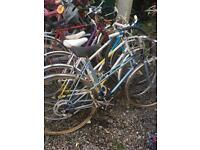 Retro racers men's and woman's 1960's up to 1990 bought as seen