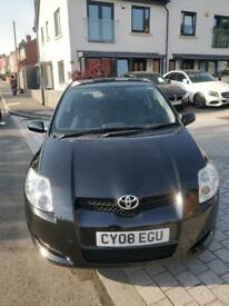 TOYOTA AURIS 1.6 LOW MILAGE