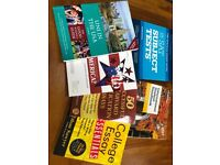 6 books for US university applications