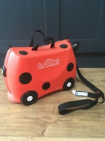 Ladybird Trunkie Suitcase