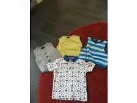 Boys tank tops age 12-18 months