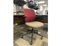 Steelcase Cobi Office / Meeting Chair, Ergonomic, Swivel Base, Mobile