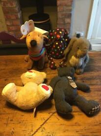 5 teddys for kids
