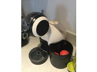 NESCAFE Dolce Gusto Coffee Machine PLUS coffee stand