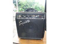Fender Squire SP10 Amp