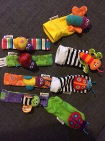 Lamaze baby toys