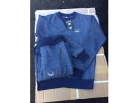 Premium Armani And Adidas Tracksuits. Sizes Available, M-XL In Navy, Grey And Black Hoody £40