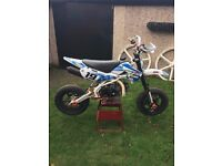 Supermoto Pit Bike 184cc 19bhp, ready to race. Not Stomp, CRF150...