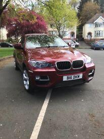 BMW X6 3.0 xdrive 50000 miles 2012 call me on 07961 194836