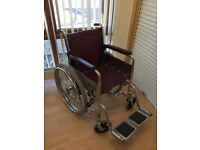 Carter Invacare wheelchair