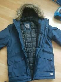 Supply and demand parka jacket