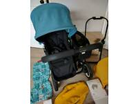Bugaboo Donkey Mono Pushchair with Accessories..🌟