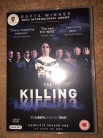 The Killing series one