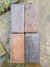 7+ Sq Metres of Concrete Block Paving