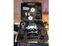 Erbauer 1/2 inch router hardly used (was £100 new)