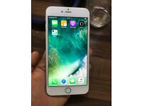 2x iPhone 6 Plus (1 silver, 1 gold) for sale