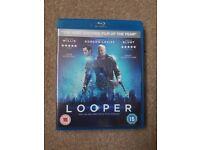 Looper blu-ray.