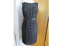 Elegant lace dress, size S