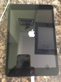 iPad mini black! Immaculate condition