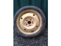 oyota mr2 spare wheel