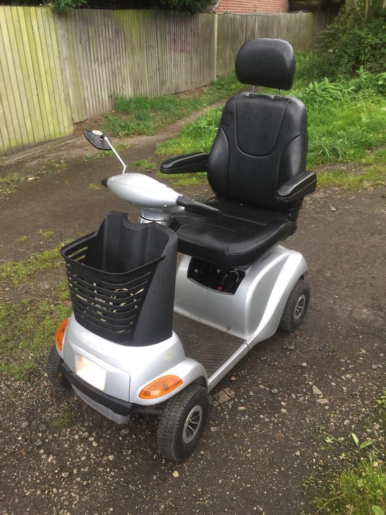 DKCITY MOBILITY SCOOTER