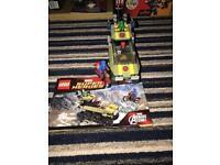 Lego cpt America vs hydra