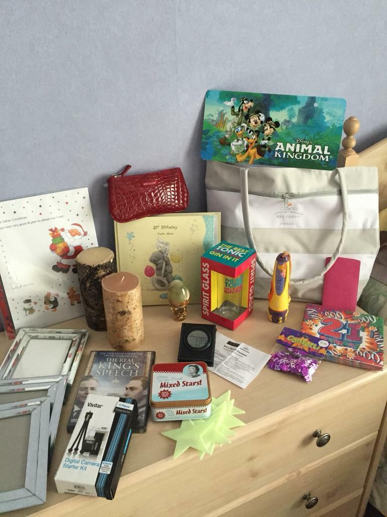 CAR BOOT LOT - (15 Items) - See All Photos & Listing For Details Of Everything Included