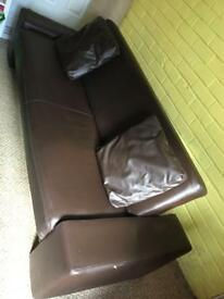 Click clack sofa bed SOLD