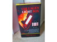 Collagen light box