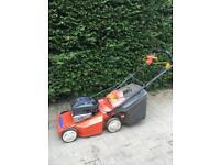 Husqvarna self propelled petrol lawnmower