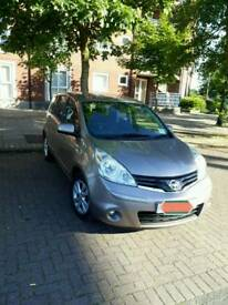 Nissan Note Acenta 2011 Low mileage Good condition