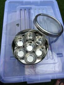 Spice Storage Container