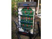 Table football - full adult size, bolt on legs