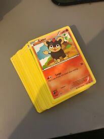 Pokemon Steam Siege Cards