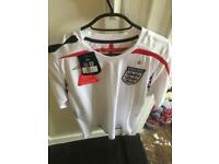 Umbro England football tshirt