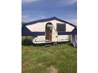 Pennine Sovereign 6 berth Folding Camper